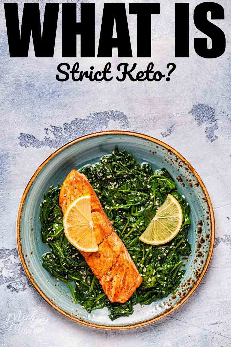what is strict keto?