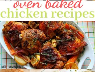 oven chicken recipes