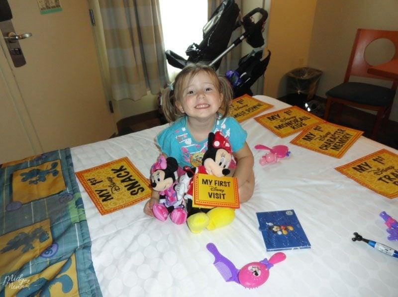 Disney In Room Gift Packages