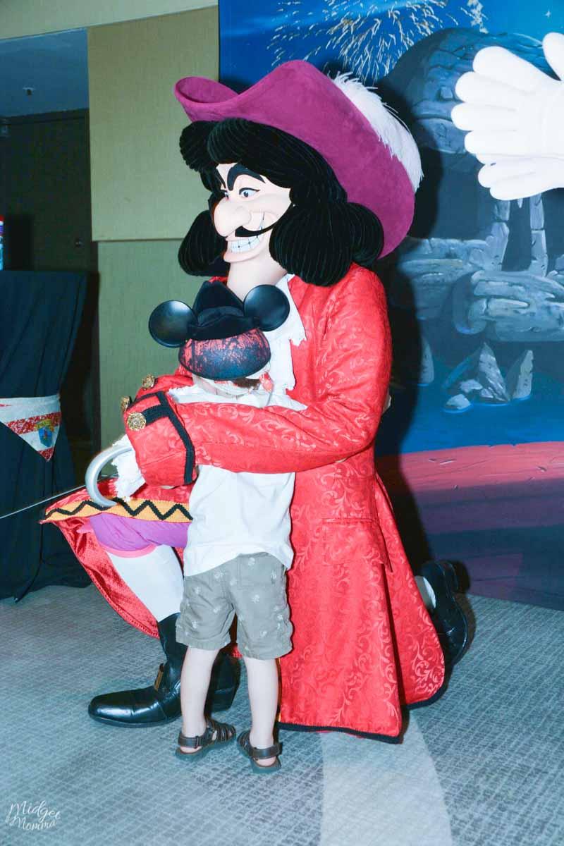 Disney Pirates Fireworks Voyage