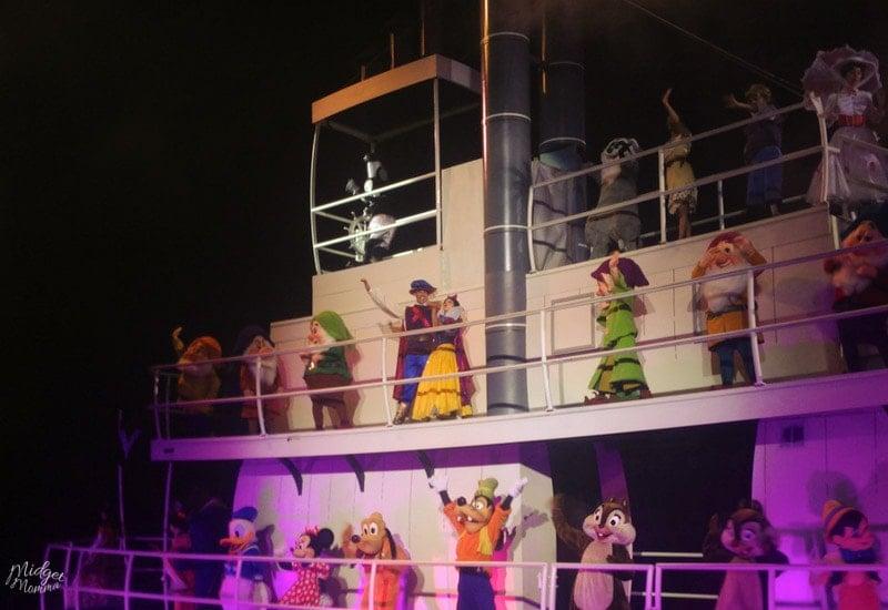 Disney World Dinner Show