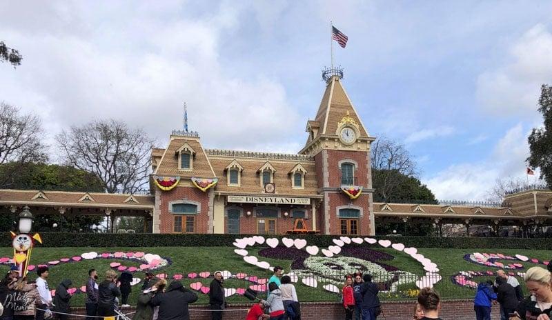Disneyland Military Discount_