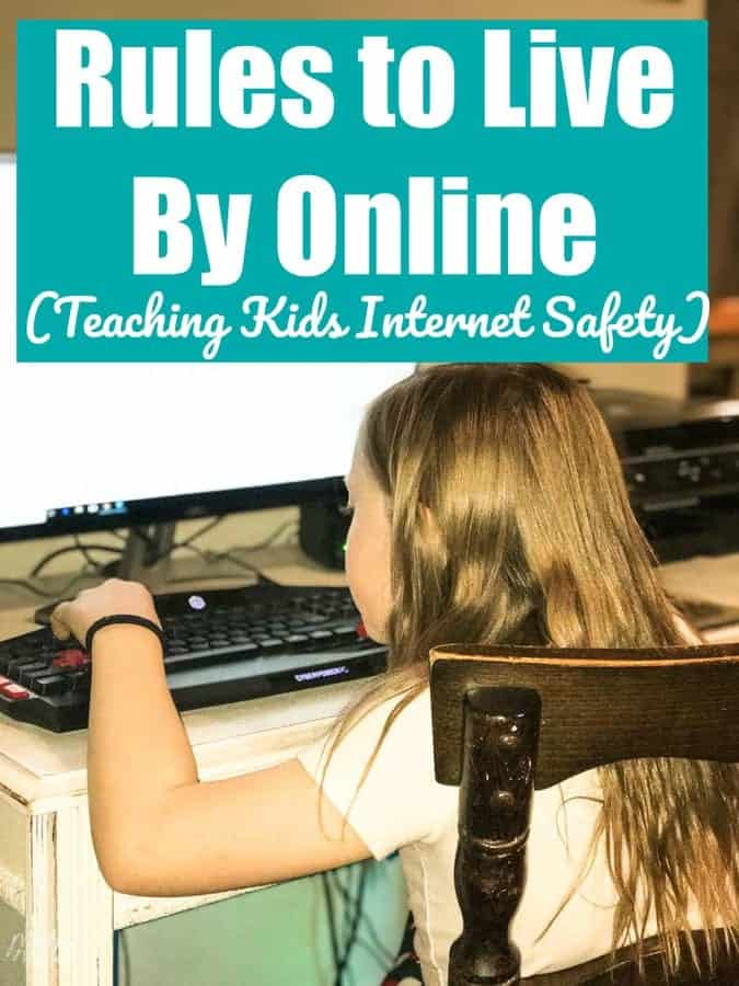 Teaching Kids to Be Safe Online