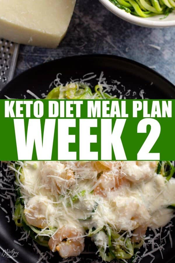 Keto Diet Meal Plan Week 22