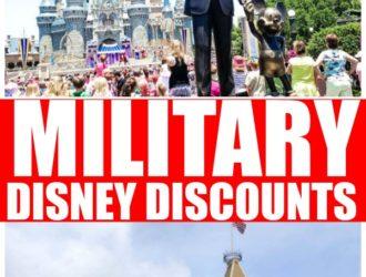 Military Disney Discounts