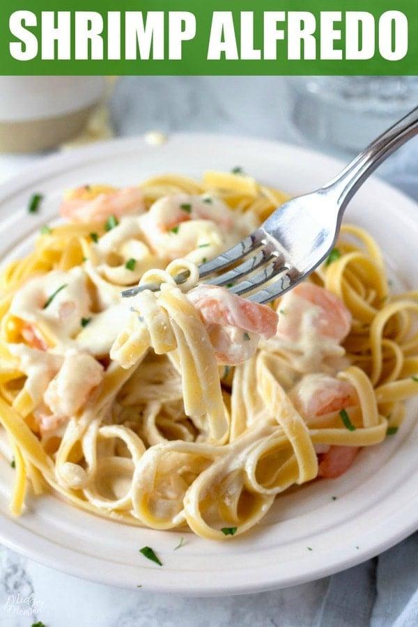 Olive Garden Shrimp Alfredo Recipe