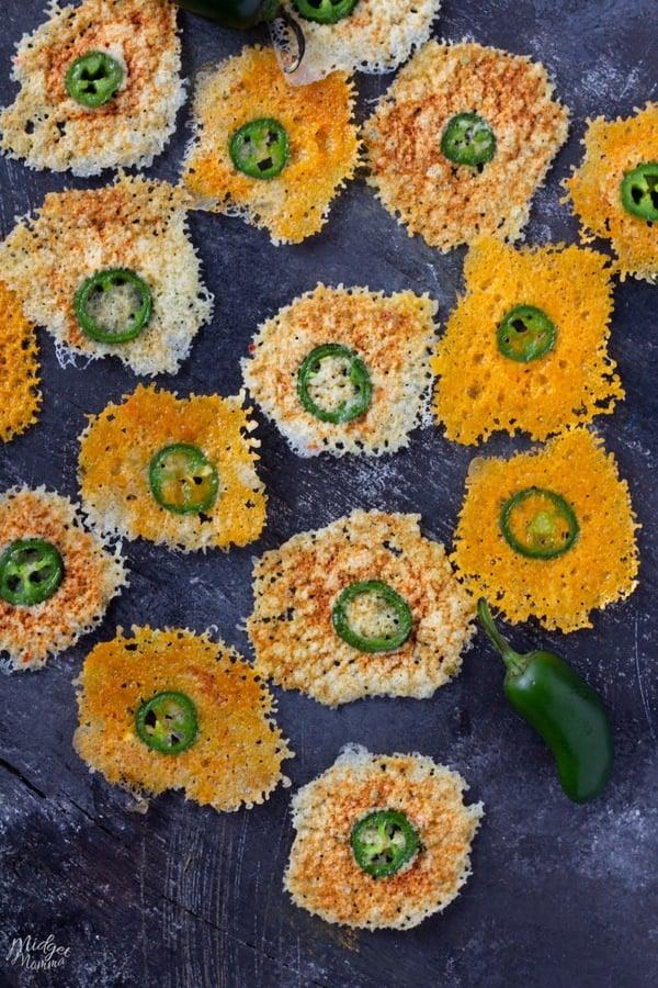 jalapeno Cheese crisps