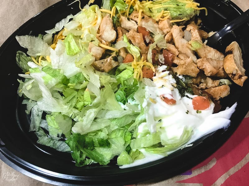 Taco Bell Low Carb