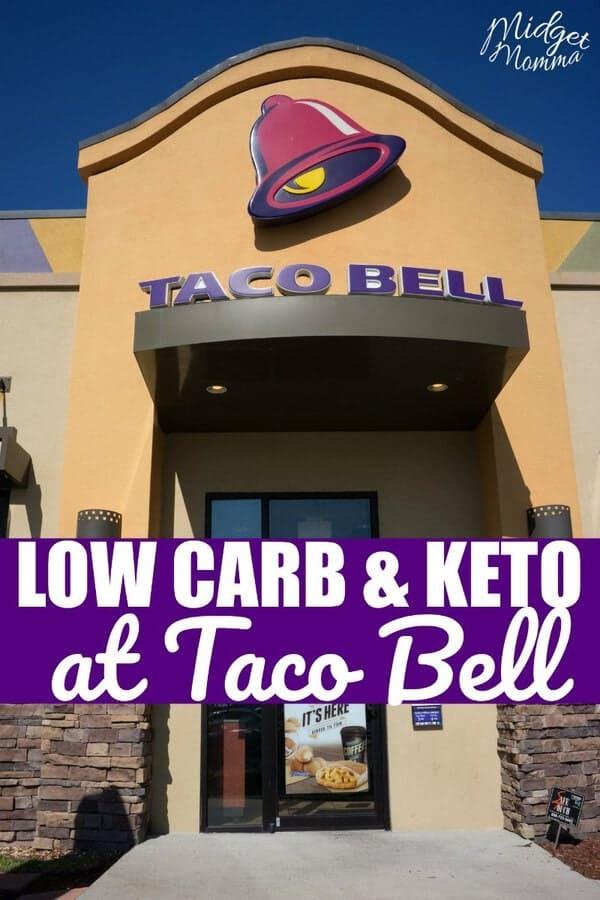 Keto Taco Bell