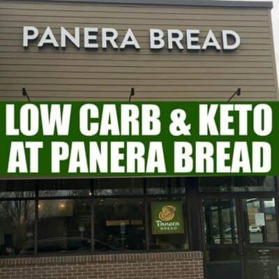 Panera Bread Keto