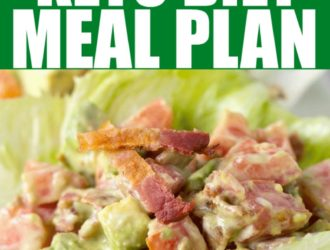 keto diet meal plan week 5