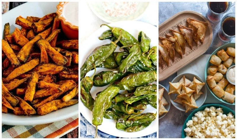 Air Fryer Side Dish Recipes