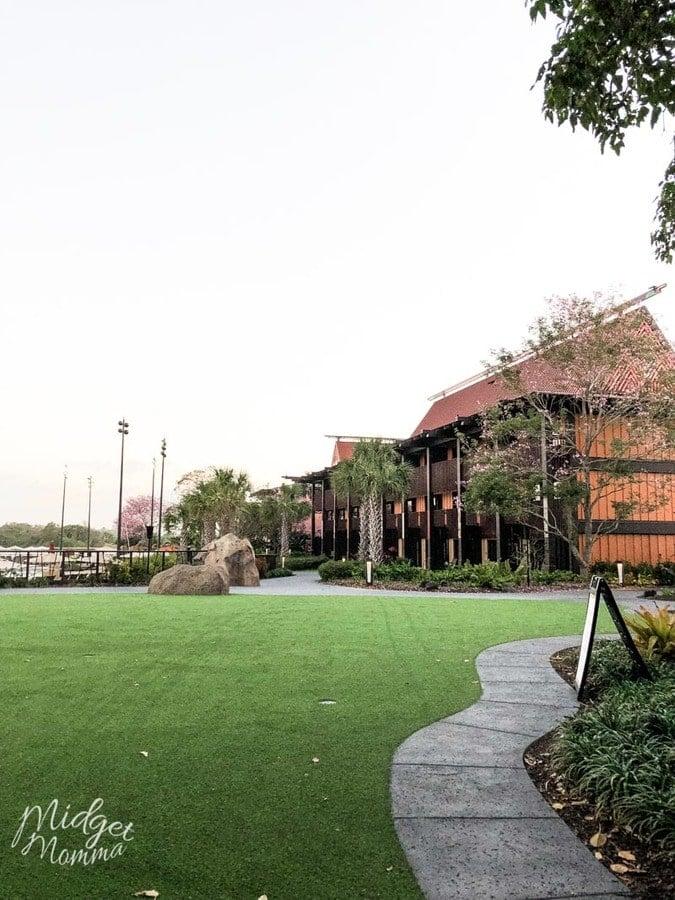 Disney Polynesian DVC Resort Roo