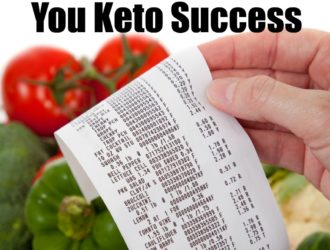 keto grocery shopping success
