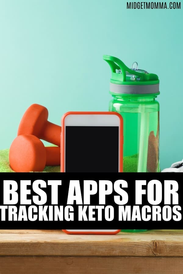 Keto Diet Apps for tracking macros
