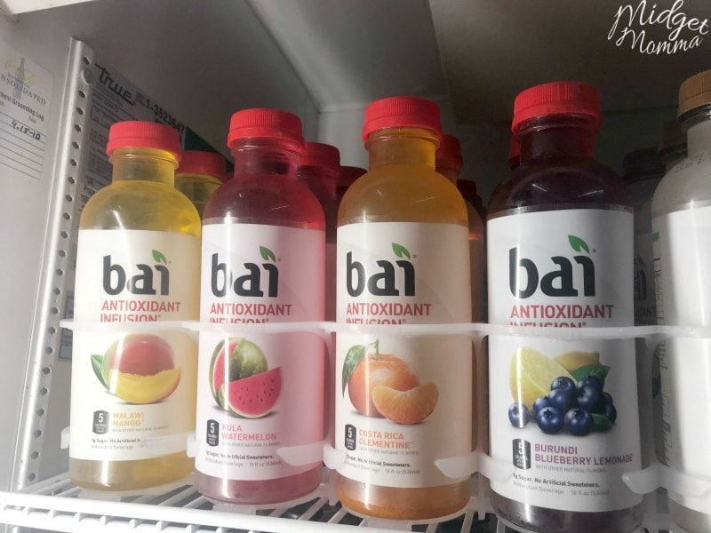 Keto Flavored drinks - Bai