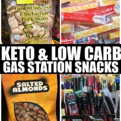 Keto Gas Station Snacks