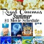 Regal Summer movies 2019