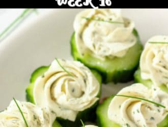 keto meal plan week 16