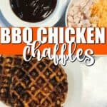 BBQ Chicken Chaffle Recipe