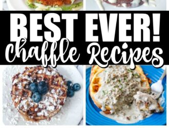 Best Ever Chaffle Recipes
