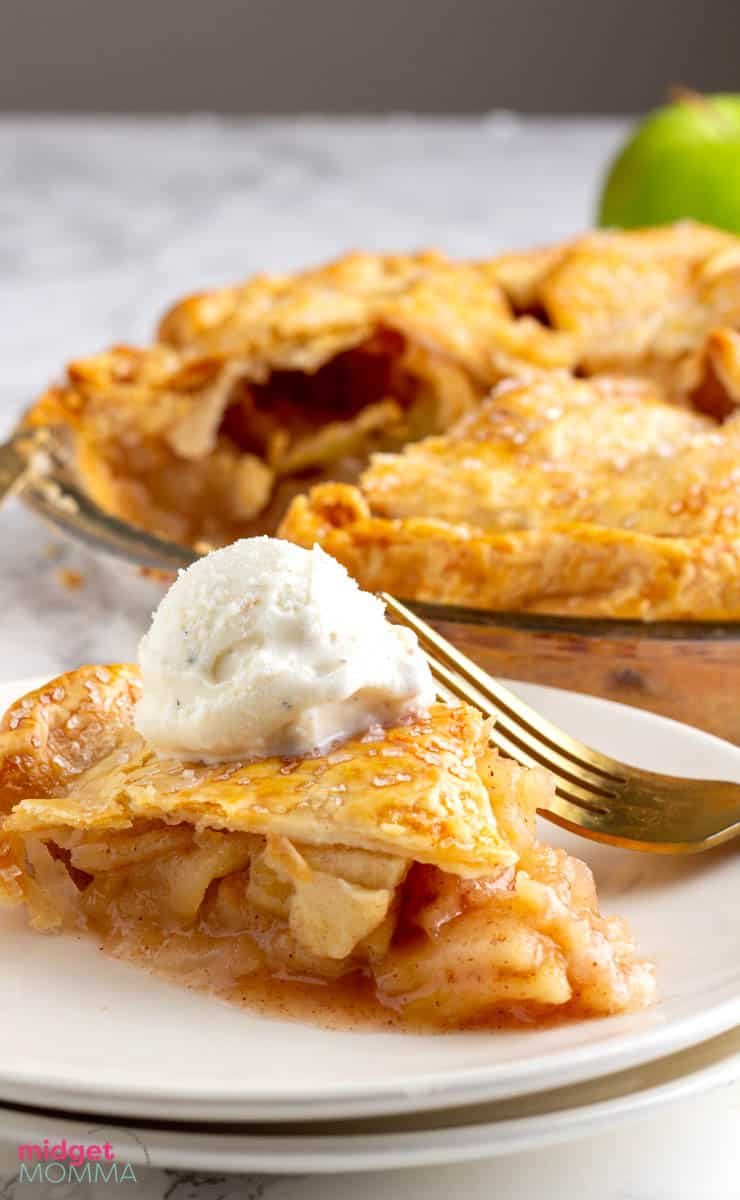 Best ever homemade apple pie recipe