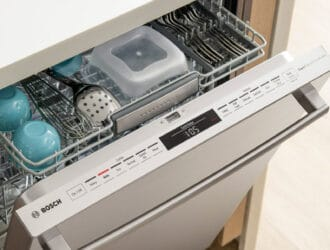 Bosch 800 Series Crystal Dry Dishwasher