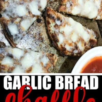 Garlic Bread Chaffle Recipe 21