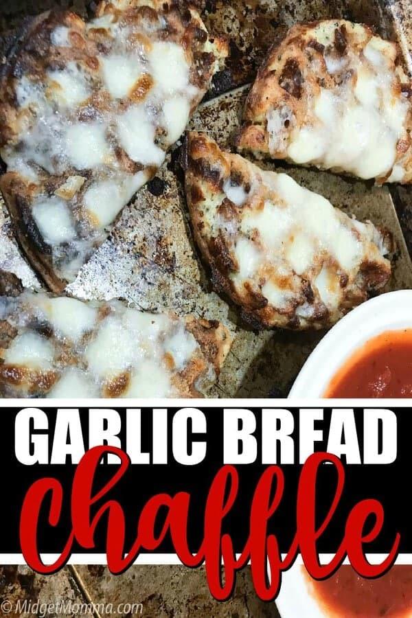 Garlic Bread Chaffle Recipe 21