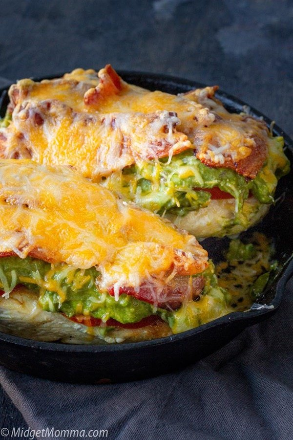 Bacon Avocado Chicken Recipe