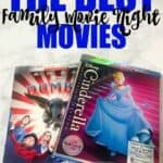 family movie night movies