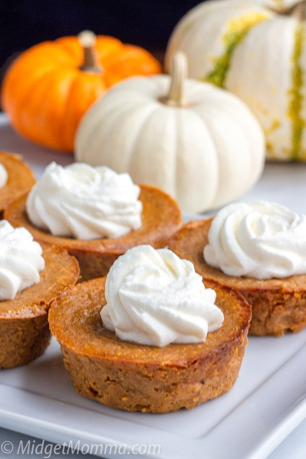 low carb crustless pumpkin pie recipe