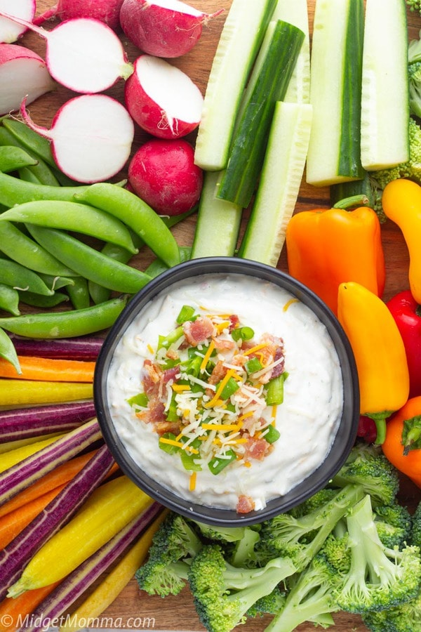 Easy Low Carb Dip Recipe