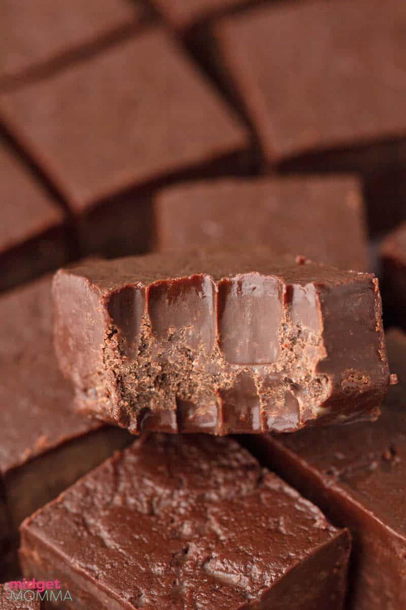 Old Fashioned Chocolate Fudge