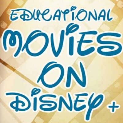 Educational Movies on Disney Plus