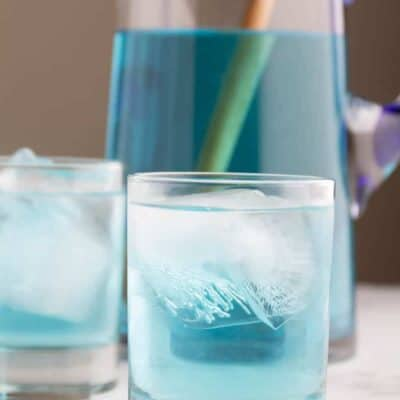 Homemade Blue Raspberry Pedialyte