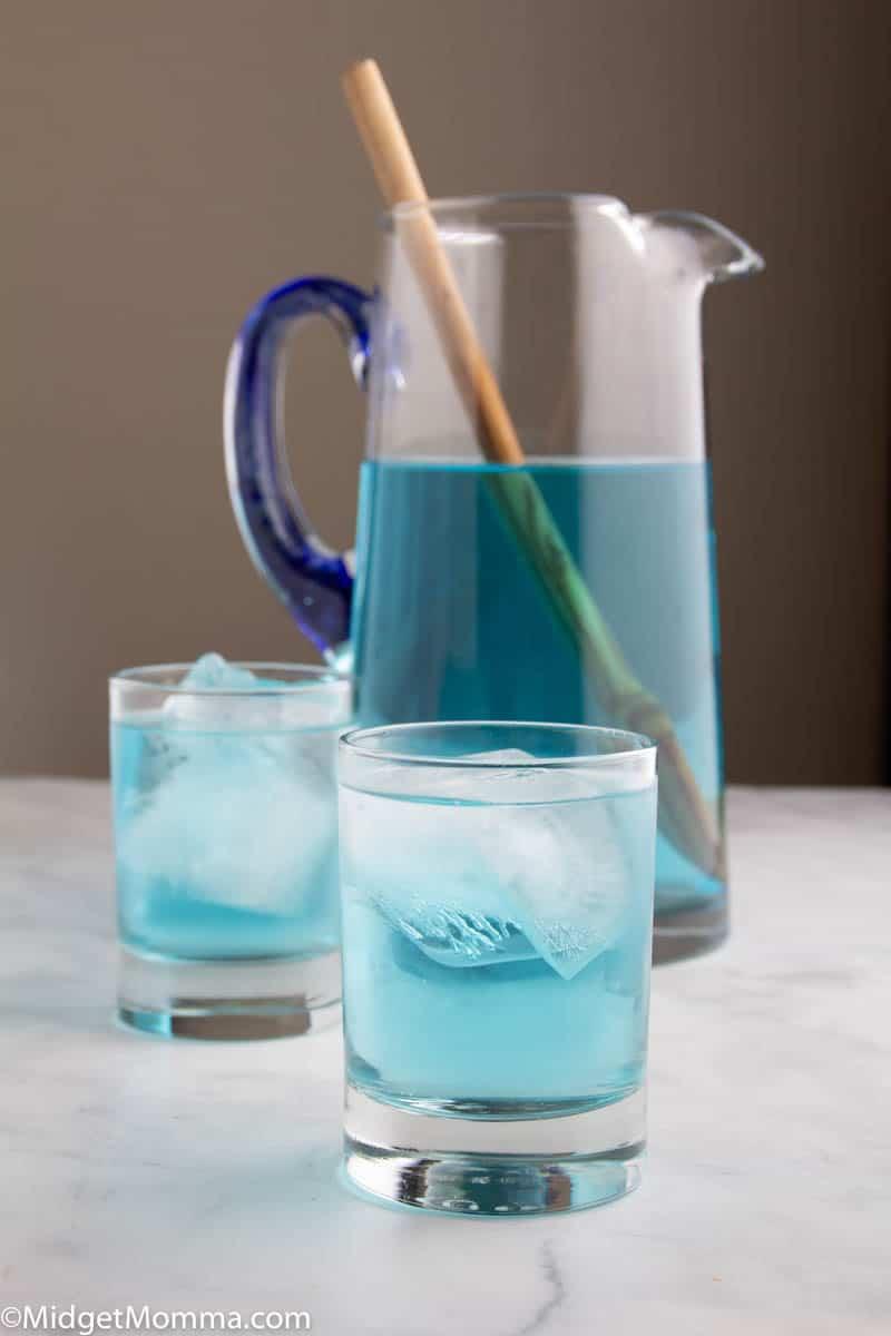 Homemade Blue Raspberry Pedialyte