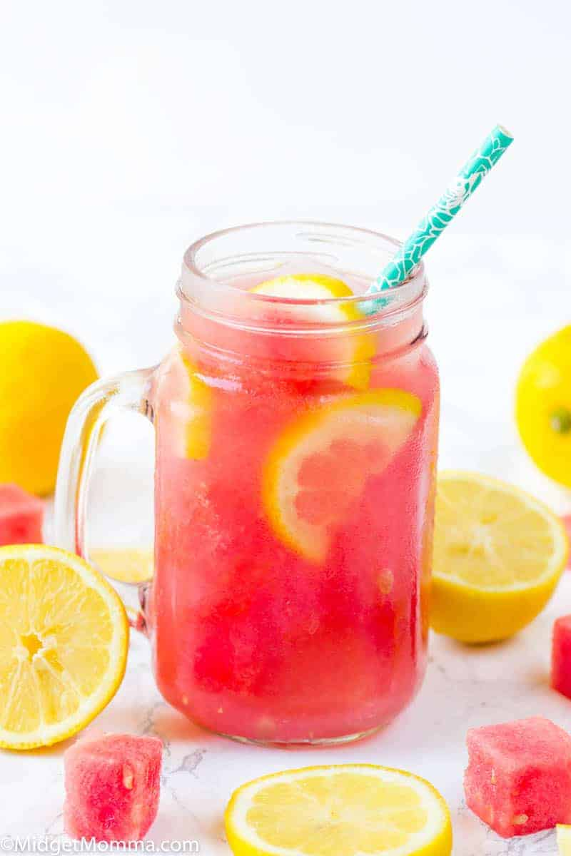 watermelon lemonade recipe