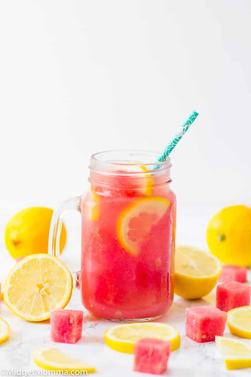 Watermelon pink Lemonade