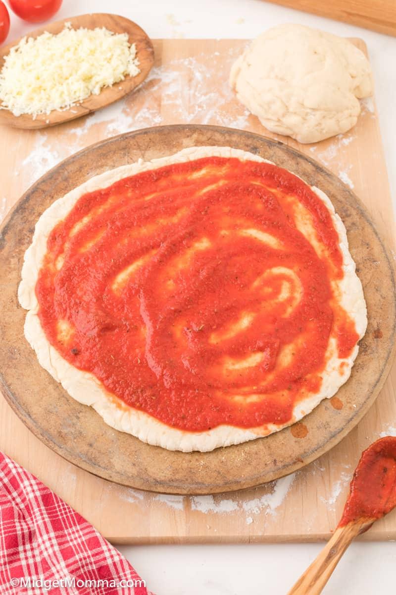 homemade pizza sauce recipe