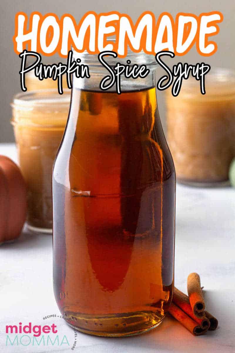 Homemade Pumpkin Spice Syrup-7