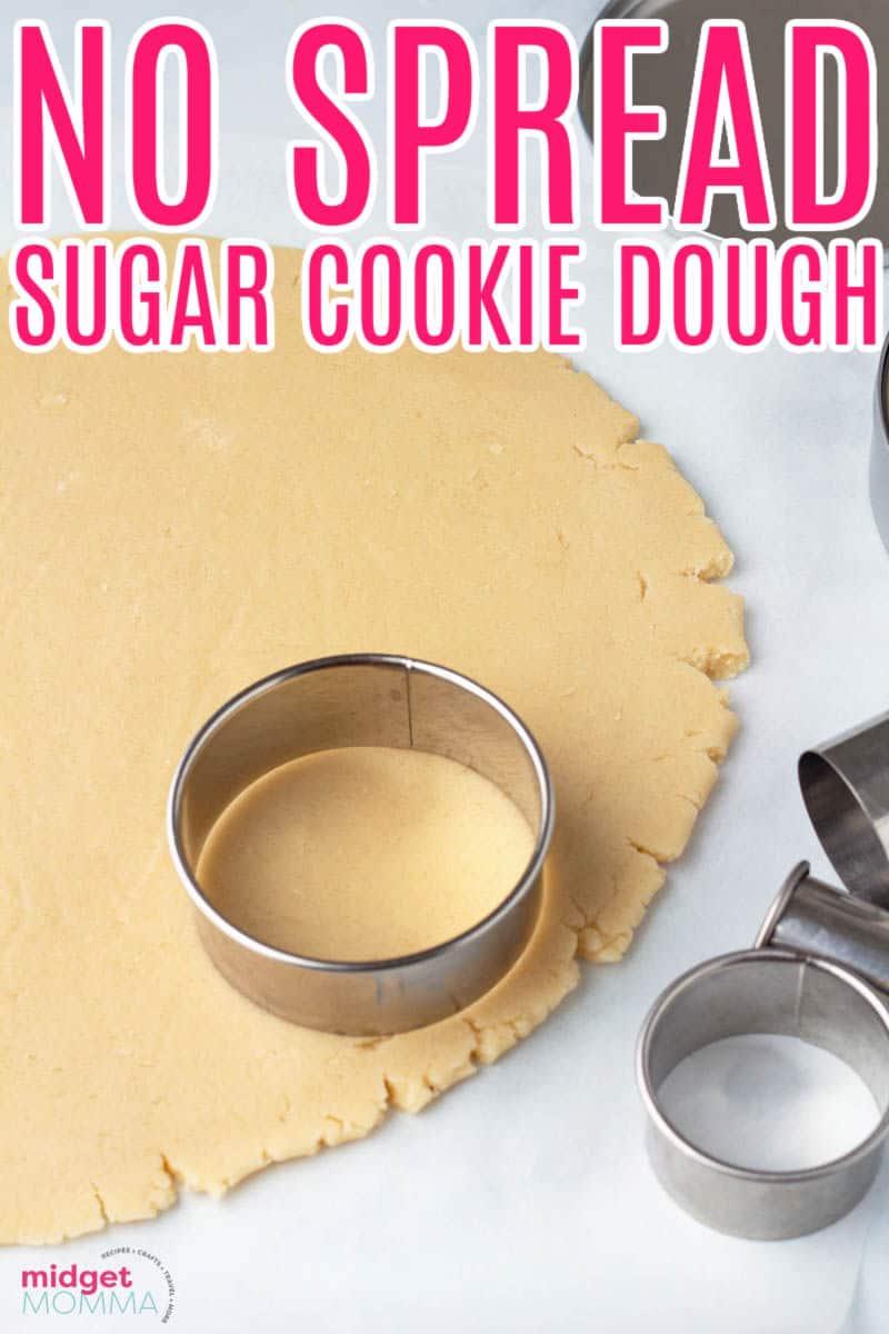 No Spread Sugar Cookies Recipe - midgetmomma