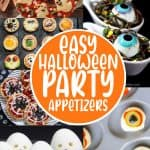 EASY HALLOWEEN PARTY APPETIZER