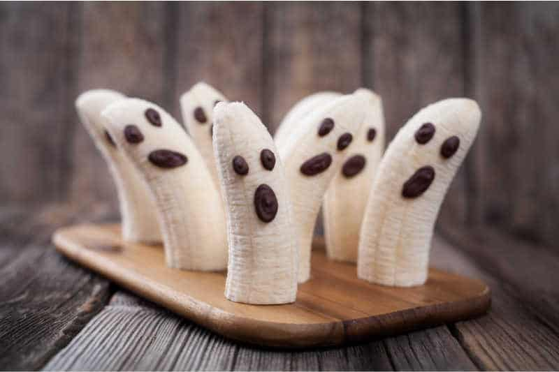 Ghost bananas