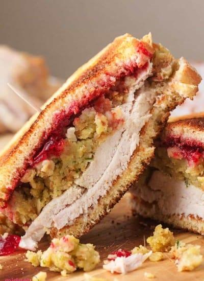 Turkey Gobbler Sandwich