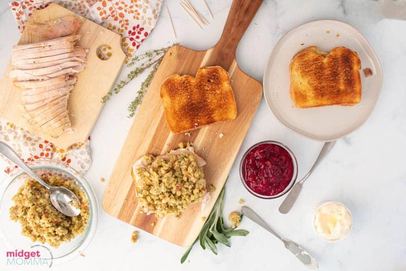 Turkey Gobbler Sandwich ingredients