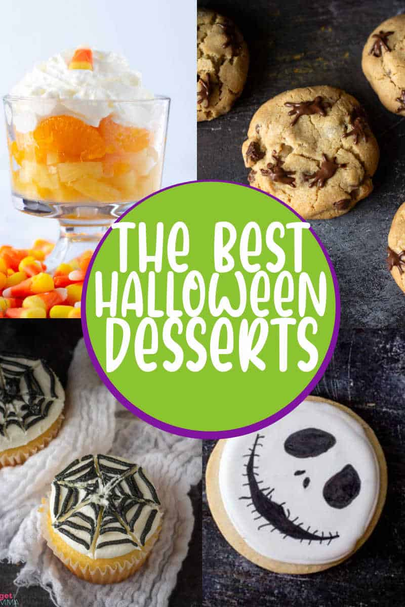 the best halloween desserts