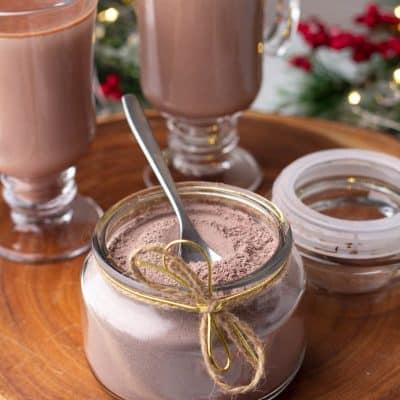 Homemade Hot Chocolate Mix_