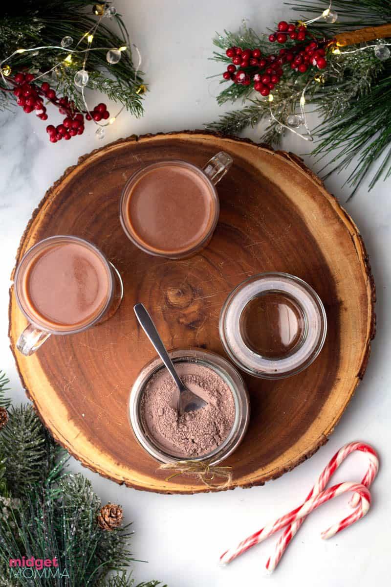 Homemade Hot Chocolate powder Mix