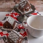 Gingerbread Hot Chocolate Bombs